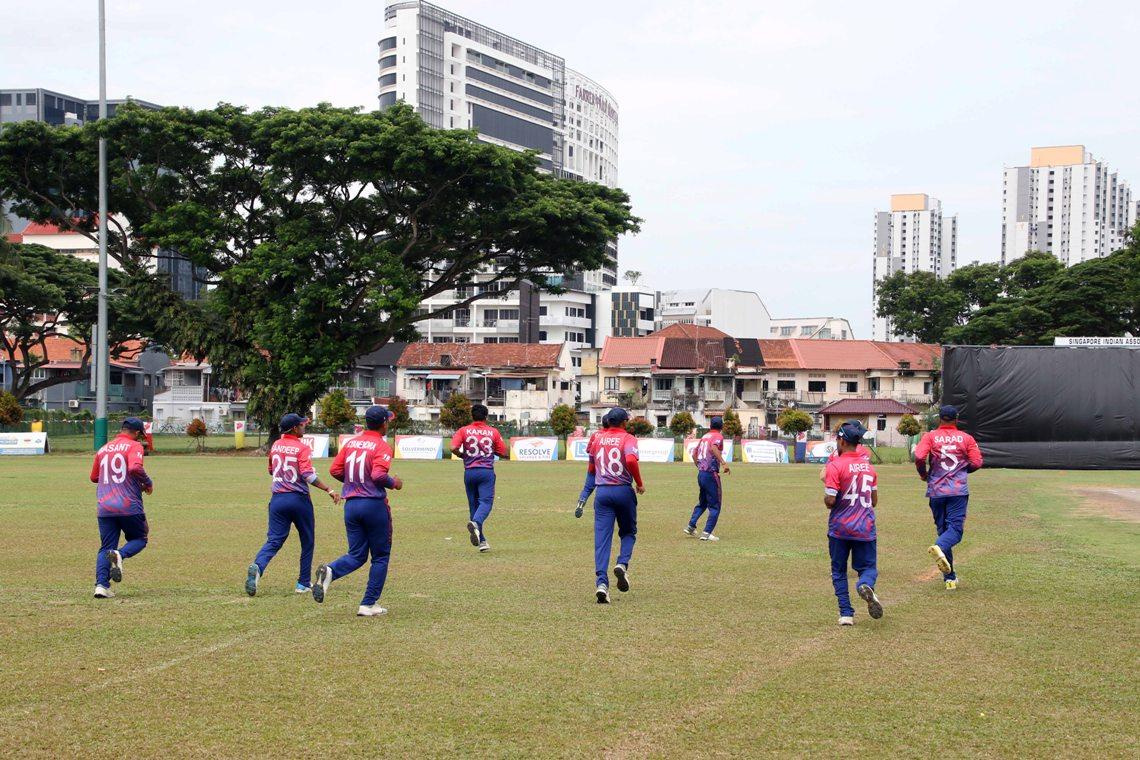 आईसीसी टी-ट्वान्टी वरीयतामा नेपाल यथावत