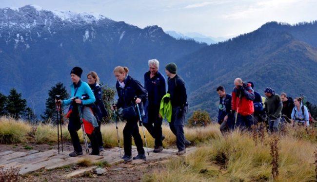 पदमार्ग क्षेत्रमा प्रकृति र संस्कृतिलाई आयआर्जनसँग जोडिँदै