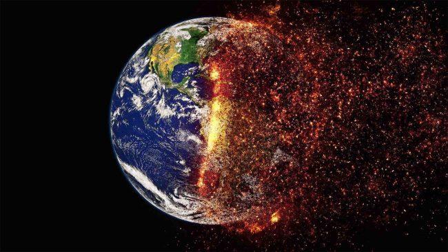 जलवायु परिवर्तनः पृथ्वी गम्भीर खतरामा