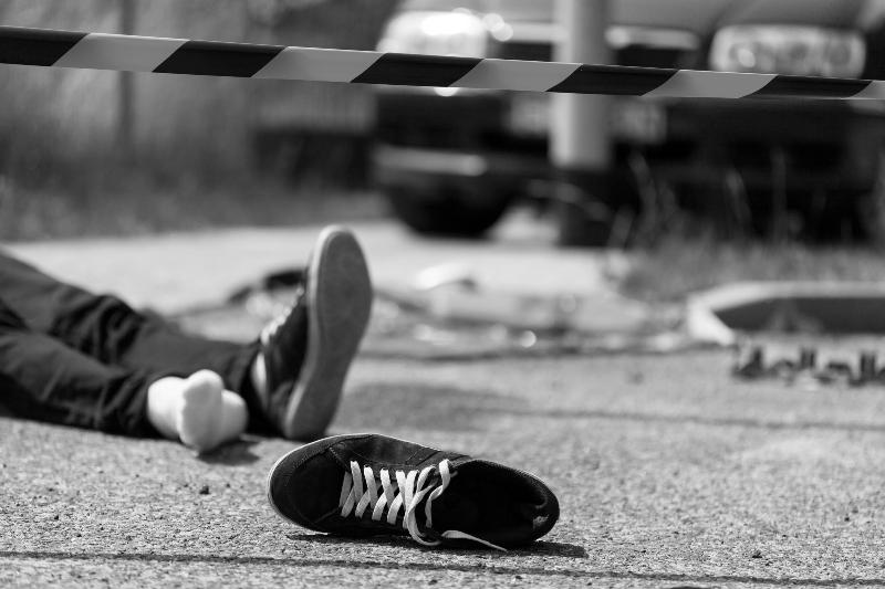 बसको ठक्करबाट चितवनमा पैदलयात्रीको मृत्यु