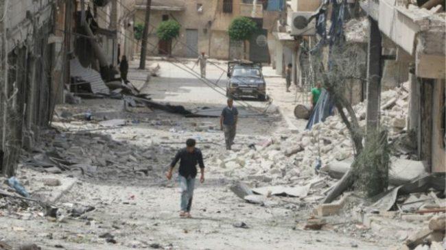 सिरियाली विद्रोहीको शिविरमा आक्रमण हुँदा ४० लडाकूको मृत्यु