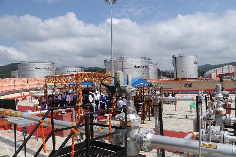 पेट्रोलियम पाइपलाइनको एक वर्षः ५३ करोड लिटर डिजेल आयात