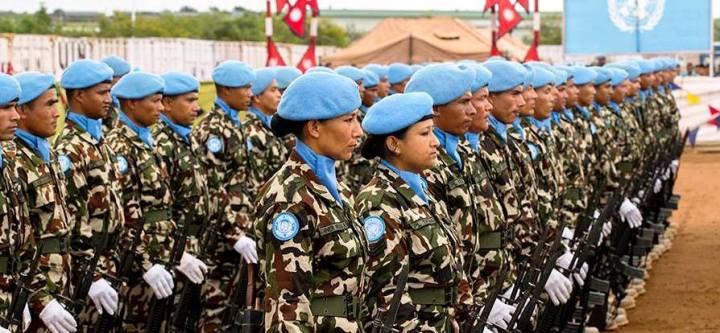 नेपाली सेनाद्वारा शान्ति सैनिकको भत्ता वृद्धि