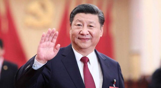 चिनियाँ राष्ट्रपति सी चिनफिङ भारतमा