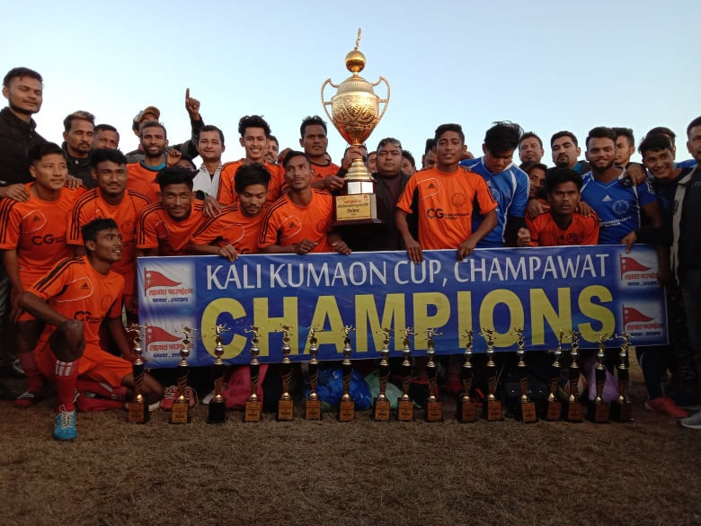 भारतीय क्लबलाई पराजित गर्दै सुदूरपश्चिम च्याम्पियन