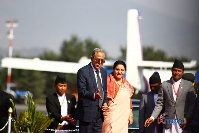 बङ्गलादेशी राष्ट्रपतिको पोखरा भ्रमणले पर्यटन प्र्रवद्र्धन हुने विश्वास