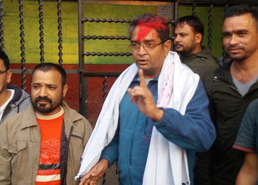 निर्मला हत्याकाण्ड : पत्रकार भण्डारी १ घण्टा जेल बसेर छुटे