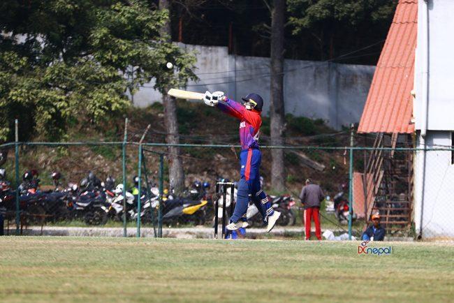 पुरुष क्रिकेटमा नेपाललाई कास्य पदक