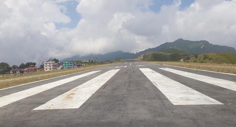 सुकेटार विमानस्थल अब 'रवीन्द्र विमानस्थल'
