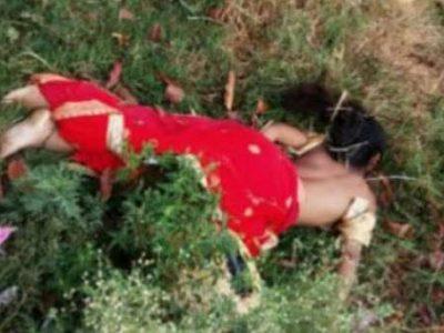 गुल्मीमा भेटियो महिलाको लाश, त्यसको २-२ सय मिटरको दूरीमा २ बालिकाको लाश