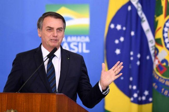 डब्लुएचओबाट बाहिरिने ब्राजिलका राष्ट्रपतिको चेतावनी
