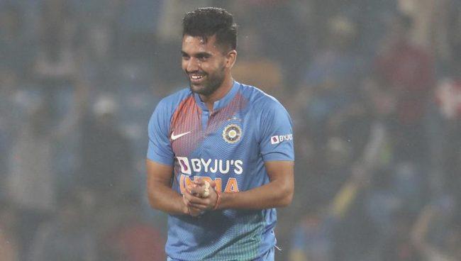 भारतका दिपक चहरले टी-२० अन्तर्राष्ट्रिय क्रिकेटमा विश्वरेकर्ड बनाए