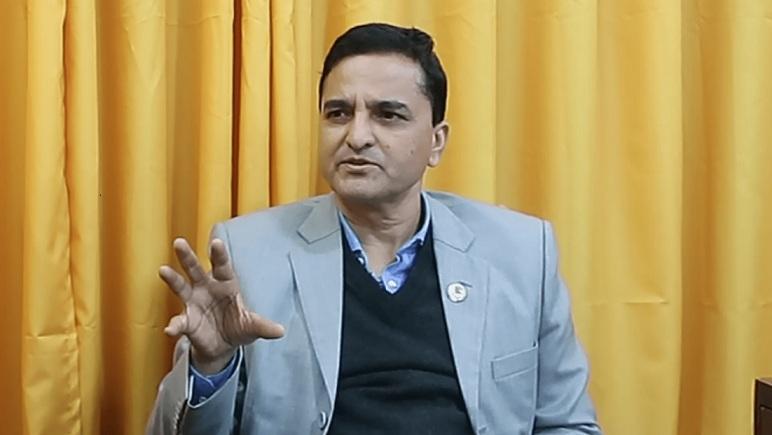 नेकपामा विवाद चाँडै हल हुन्छ र पार्टी सुपरफास्ट गतिमा अघि बढ्नेछ : मन्त्री भट्टराई