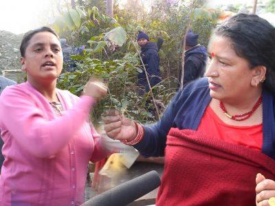 गुल्मीमा ३ जनाको हत्याः श्रीमतीको अगाडि बहिनी भन्ने महिलासँगै अनैतिक सम्बन्ध