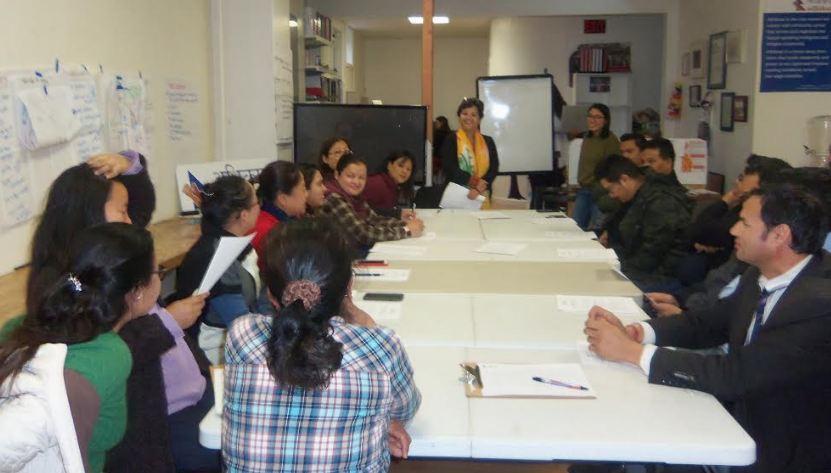 अमेरिकी जनगणना २०२० मा बढीभन्दा बढी नेपालीहरु समेट्न अधिकारको सकृयता