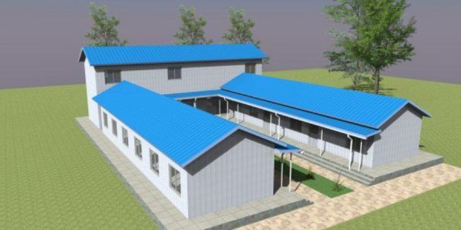 भूकम्प प्रभावित ७७ विद्यालय भवन पुनःनिर्माण हुँदै