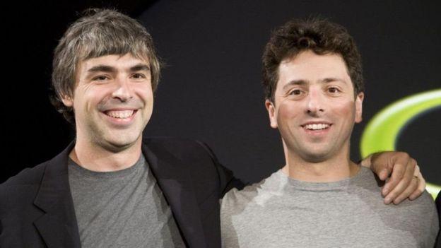 गुगलका संस्थापकहरूद्वारा कम्पनीको उच्च पद छाड्ने घोषणा