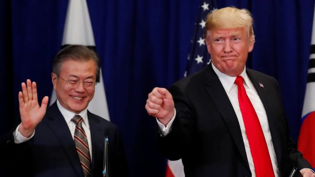 अमेरिका र दक्षिण कोरिया उत्तरसँग वार्ता गर्न सहमत