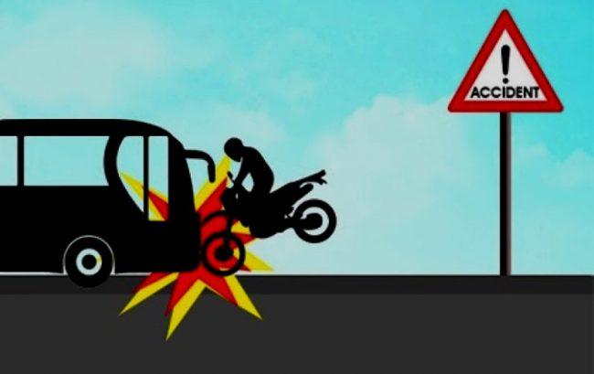 चितवनमा सवारी दुर्घटना, ६३ जना घाईते