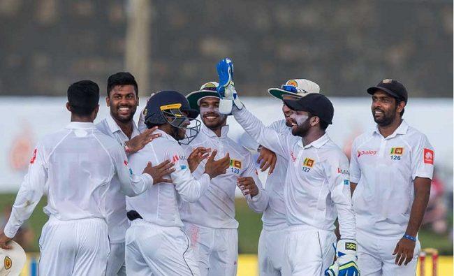 श्रीलङ्काली टेस्ट क्रिकेट टोली दश वर्षपछि पाकिस्तान भ्रमणमा