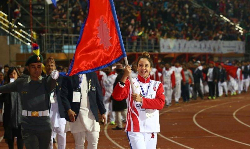 सागमा सेनाका खेलाडीको योगदान : २३ स्वर्णसहित १०३ पदक