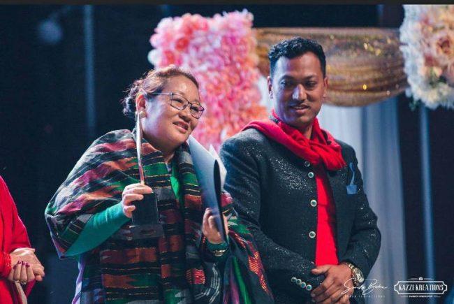 ढाका विशेषज्ञ कल्पना योङहाङ लिम्बु अमेरिकामा सम्मानित