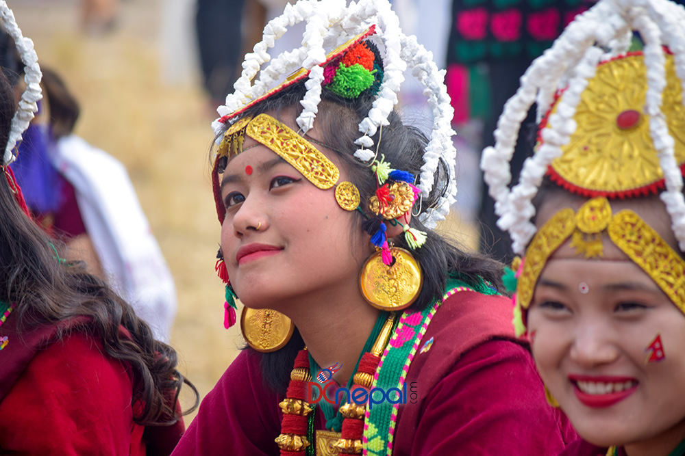 काठमाडौंमा तमु ल्होसार (फोटो फिचर)