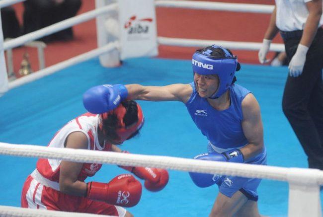 तीन नेपाली महिला बक्सर फाइनलमा