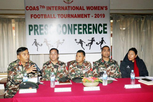प्रधानसेनापति आमन्त्रित अन्तर्राष्ट्रिय महिला फुटबल हुने