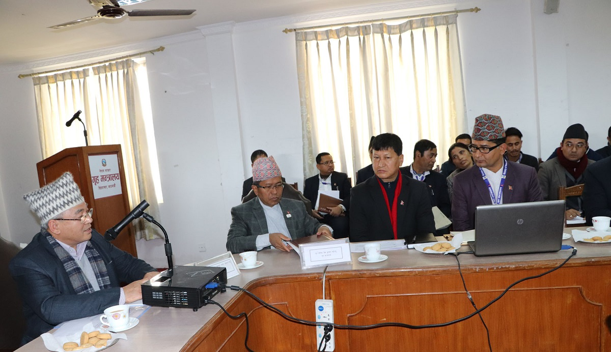 राष्ट्रिय भूकम्प सुरक्षा दिवस भक्तपुरमा मनाइने
