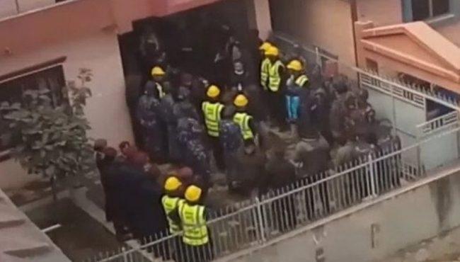 काठमाडौँमा चिनियाँ नागरिकको आपराधिक धन्दा, एकैदिन १२२ जना पक्राउ