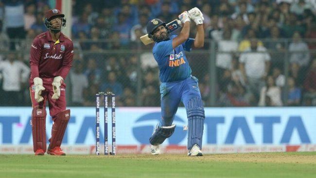 वेस्टइन्डिजविरुद्धको टी–२० सिरिजमा भारत विजयी