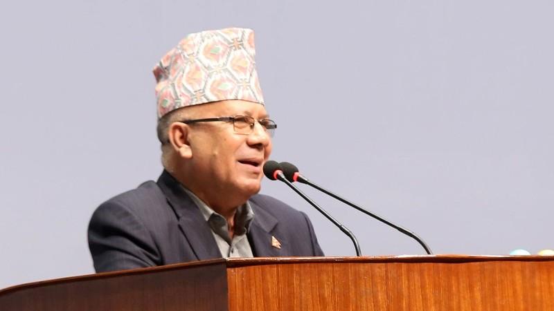 जनतालाई खुशी पार्न नसकिए कम्युनिष्ट सकिन्छन् : नेता नेपाल