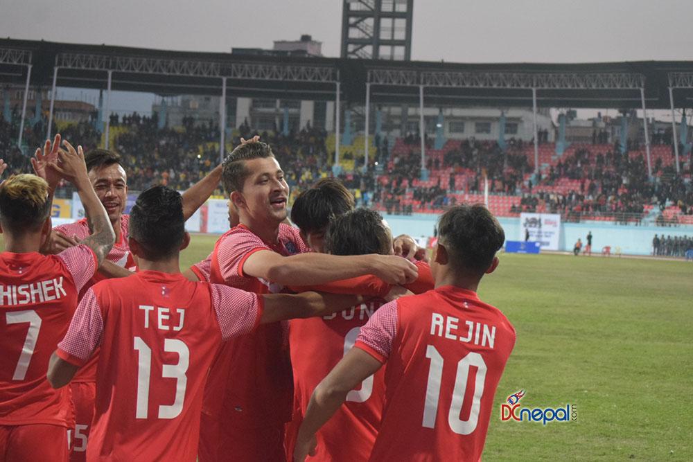 एएफसी यू–२३ एसियन कप छनोट : नेपाल समूह 'बी' मा