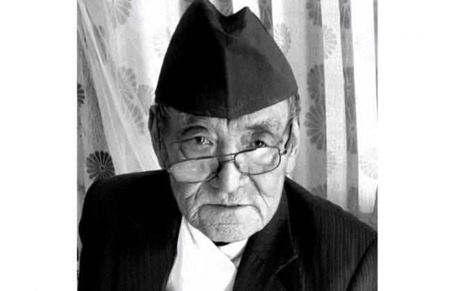 नेपाली काँग्रेसका नेता राईको निधन