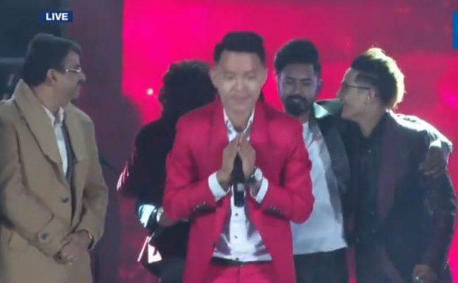राम लिम्बु बने दोस्रो भ्वाइस अफ नेपालको विजेता