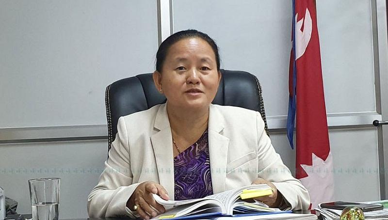 साझा प्रकाशनको गरिमालाई बचाउन समिति र कर्मचारी जिम्मेवार बन्नुपर्छ : मन्त्री तुम्बाहाङफे