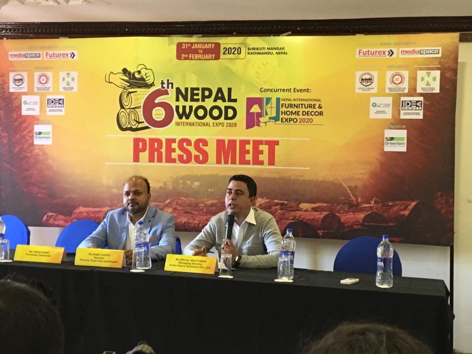 नेपाल उड अन्तर्राष्ट्रिय प्रदर्शनी २०२० माघ १७ देखि २० गतेसम्म भृकुटीमण्डपमा हुने