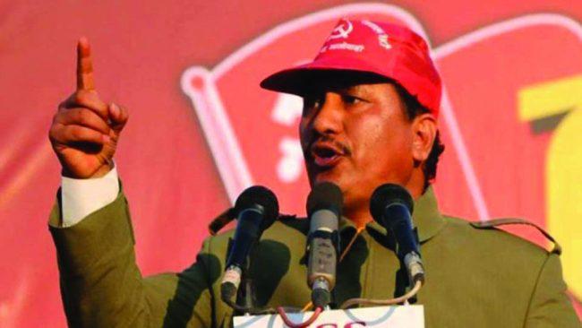 केन्द्रीयसहित ७५ जना बिप्लव समूहका नेता कार्यकर्ता नेकपामा प्रवेश