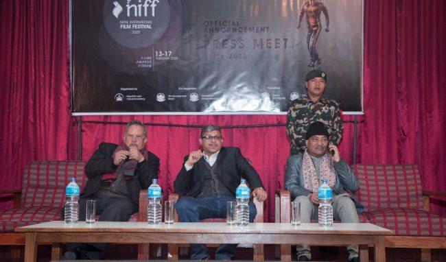 'नेपाल अन्तर्राष्ट्रिय चलचित्र महोत्सव' फागुन १ गतेदेखि