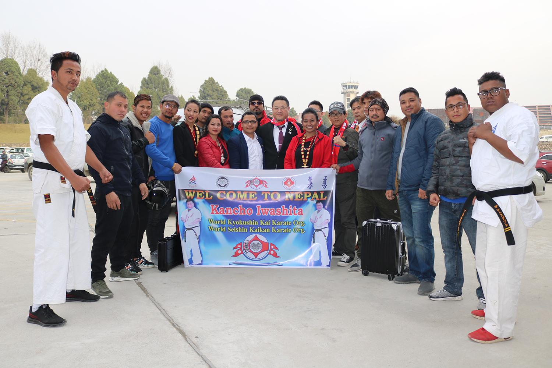 शुक्रवारदेखि एशिया कप कराँते प्रतियोगिता