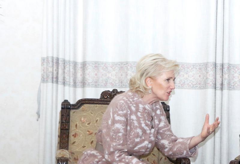 कुष्ठरोग निवारण अभियानमा बेल्जियम राजकुमारीको साथ