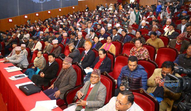 नेकपा बैठक : प्रतिवेदनमाथि आजदेखि समूहगत छलफल