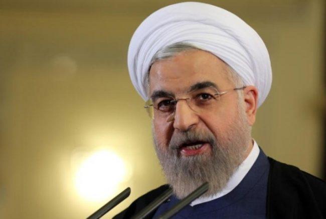 इरानले युद्ध नचाहेको राष्ट्रपति रौहानीको भनाइ