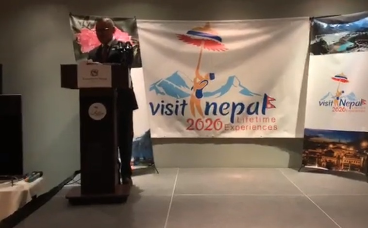 २० लाख अमेरिकीलाई नेपाल घुमाउने लक्ष्य