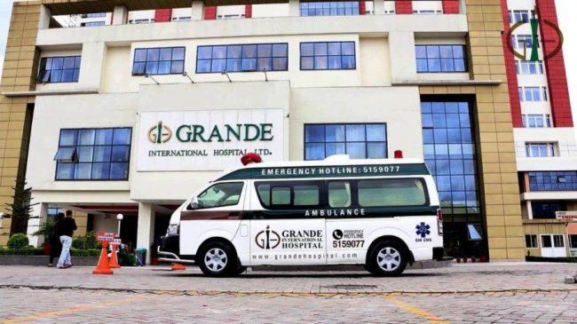 ग्राण्डी अस्पतालले ४० श्ययामा विपन्न व्यक्तिको नि:शुल्क उपचार गरिदिने
