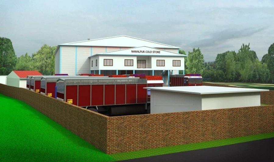 कावासोतीमा २१ करोडको लागतमा चिस्यान केन्द्र निर्माण हुँदै