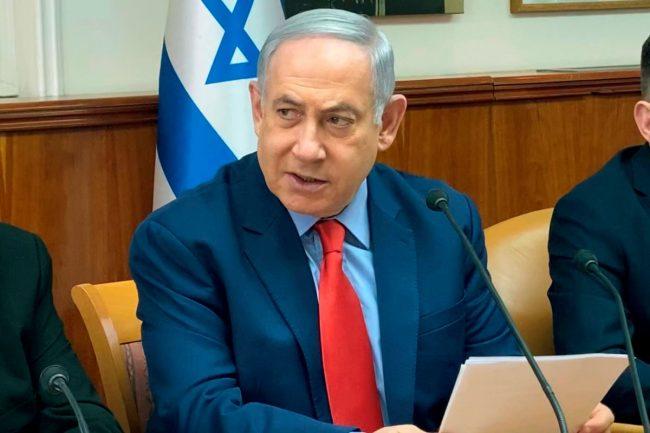 ईजरायलका प्रधानमन्त्री नेतान्याहुविरुद्ध भ्रष्टाचारको आरोपमा मुद्दा दायर