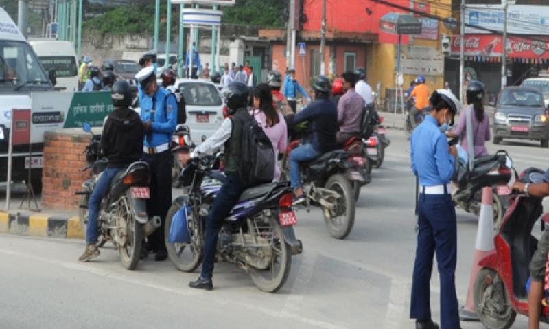 काठमाडौं प्रवेश गर्न खोज्ने १९ हजार यात्रुलाई फिर्ता पठाइयो