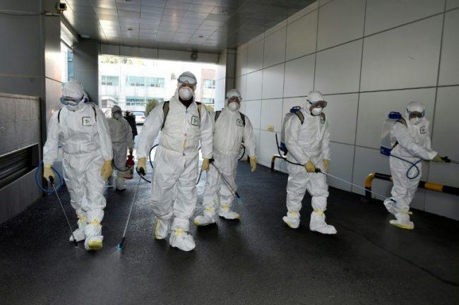 दक्षिण कोरियामा कोरोनाभाइरस सङ्क्रमण ह्वात्तै बढ्यो